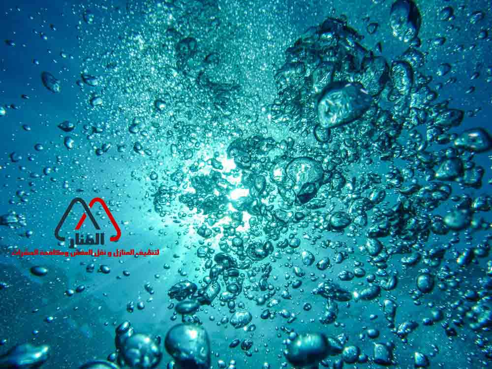 الماء وأهمية حفظه جيداً