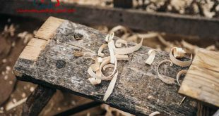 كيفية صنع رف خشبي